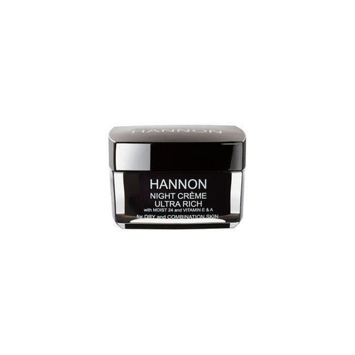 Hannon Beauty Hannon Night Creme Ultra Rich, 50ml 6009803762102 231213