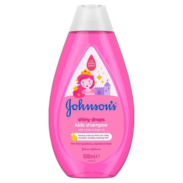 Johnson's Baby Shiny Drops Shampoo, 500ml