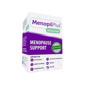Load image into Gallery viewer, Menopil Vitamins Menopil Plus Menopause Support Caps, 60's 606110020695 233046