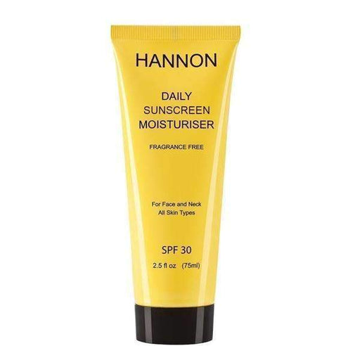 Hannon Beauty Hannon Daily Sunscreen Moisturiser SPF30, 75ml 6009803762126 233048