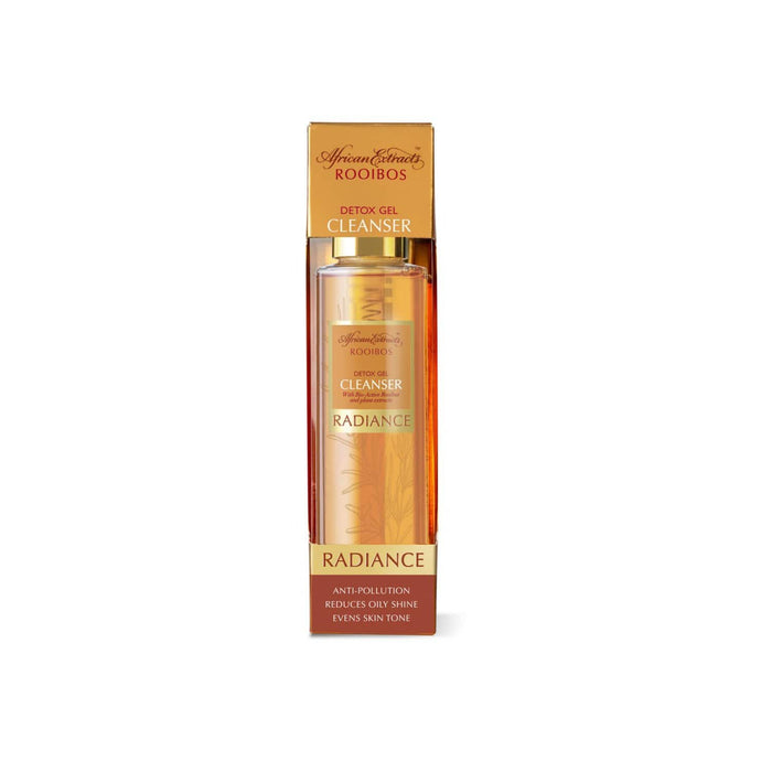 Rooibos Toiletries Rooibos Detox Cleanser Gel, 150ml 6009880227532 233099