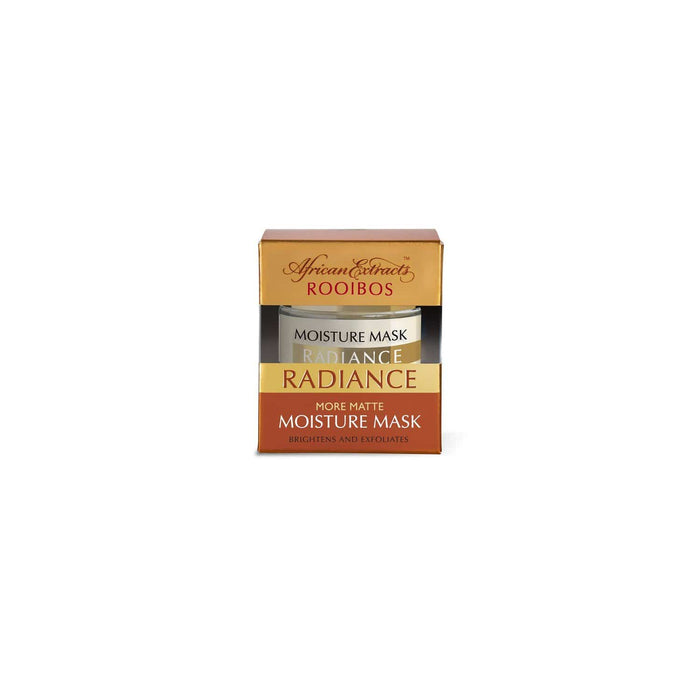 Rooibos Toiletries Rooibos Radiance More Moisture Mask, 50ml 6009880227518 233101