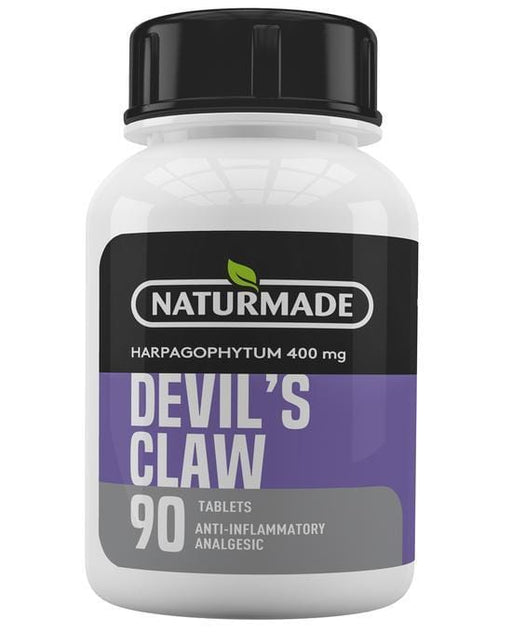 Naturemade Vitamins Nature Made Devils Claw 90's 6004599000254 23370