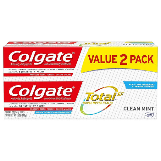 Colgate Toiletries Colgate Toothpaste Clean Mint, Value Pack 6920354823794 234624