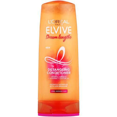 L'Oréal Toiletries L'Oreal Paris Elvive Dream Lengths Long Hair Conditioner, 400ml 3600523586912 234859