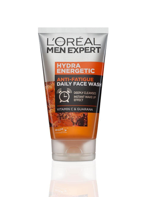 L'Oréal Toiletries L'Oreal Paris Men Expert Hydra Energetic Daily Face Wash, 100ml 3600523718269 234868