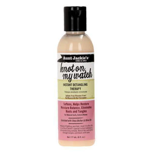 Load image into Gallery viewer, Aunt Jackies Toiletries Aunt Jackie's Knot On My Watch Detangler, 177ml 34285698065 235771