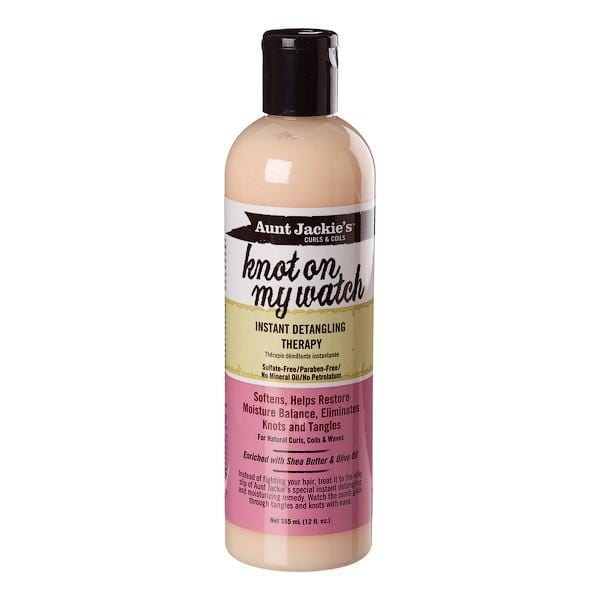 Aunt Jackies Toiletries Aunt Jackie's Knot On My Watch Detangler, 355ml 34285698126 235774