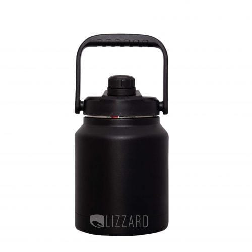 Lizzard Household Lizzard Flask Growler Black, 2.5l 238537