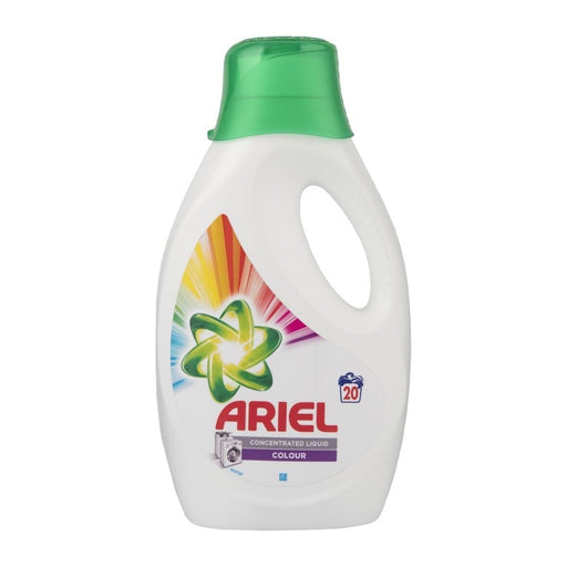 Ariel Household Ariel Auto Colour Concentrated Washing Liquid, 1.1l 239076
