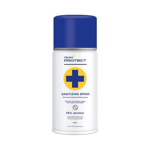 Omni Protect First Aid Omni Protect Sanitizing Spray, 120ml 242029