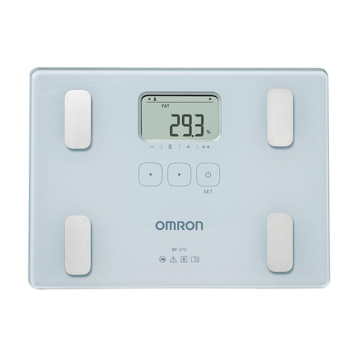 Omron First Aid Omron Body Composition Scale BF212 4015672107038 242276