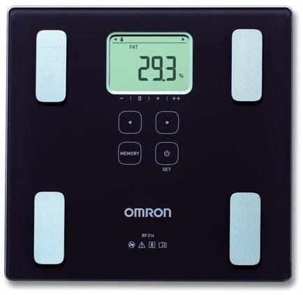 Omron First Aid Omron Body Composition Scale BF214 242277