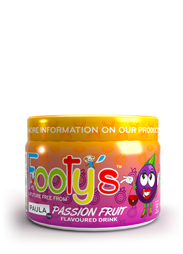 Footy's Passion Fruit Tub, 170g