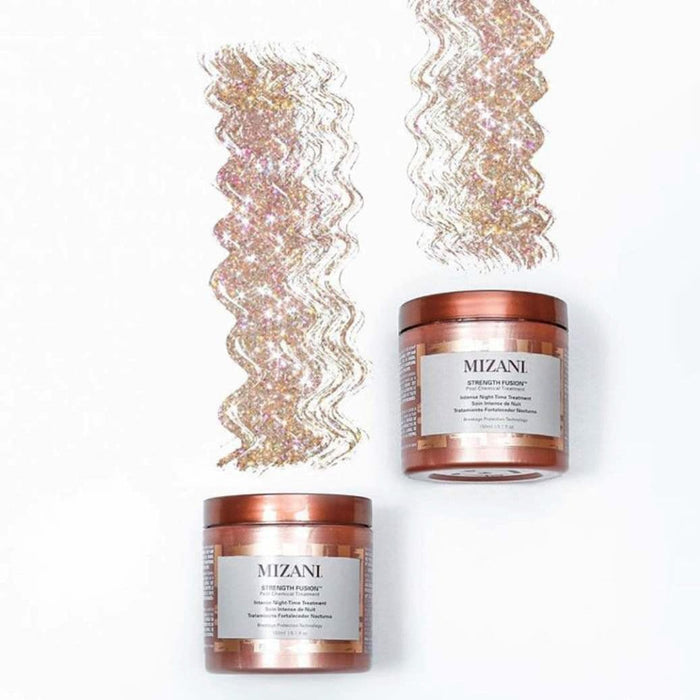 Mizani Professional Hair Care Mizani Strength Fusion Intense Night-Time Treatment, 150ml 884486289452 243173