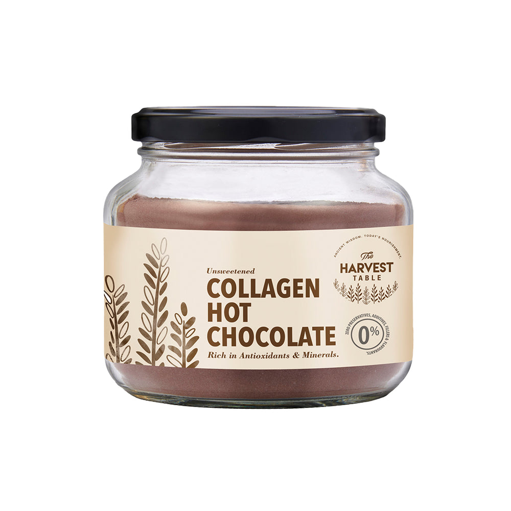 The Harvest Table Collagen Hot Chocolate, Assorted
