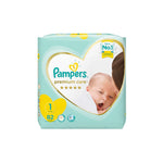 Pampers Premium Care No.1 Newborn, 82's
