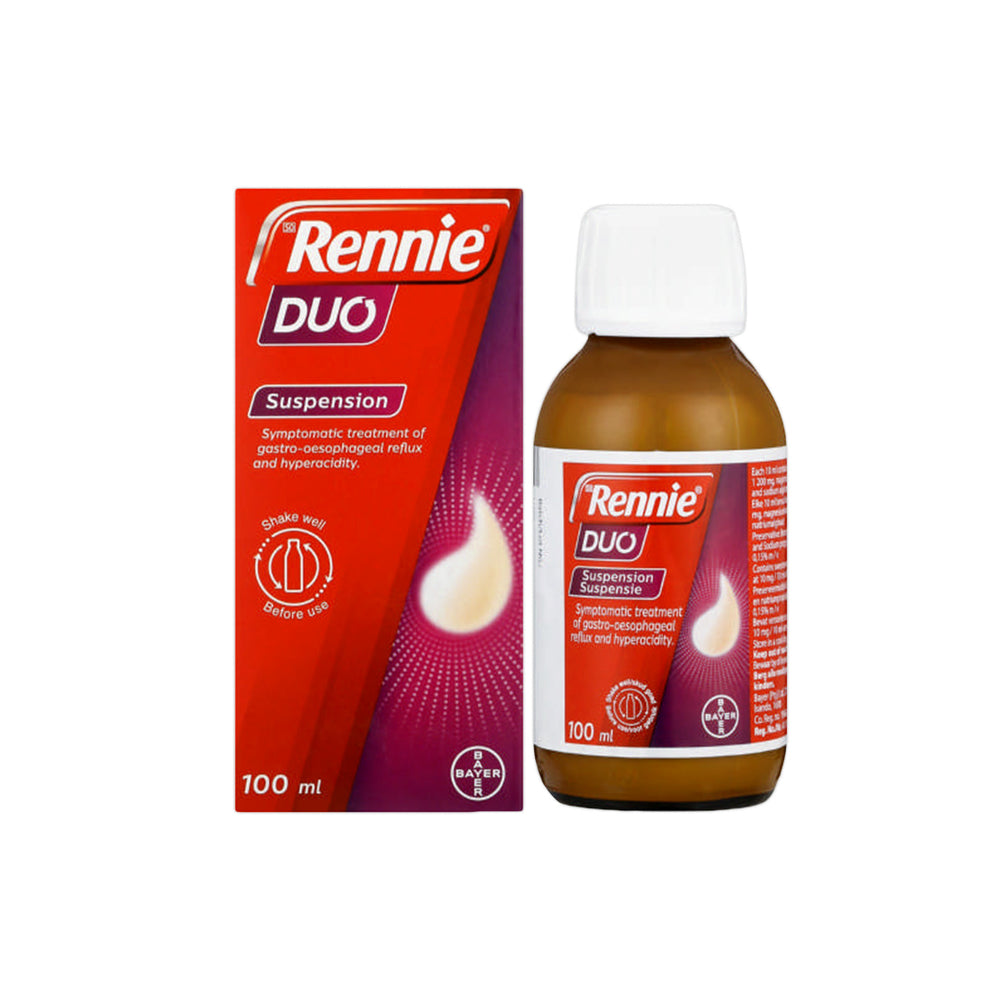 Rennie Suspension Duo, 100ml
