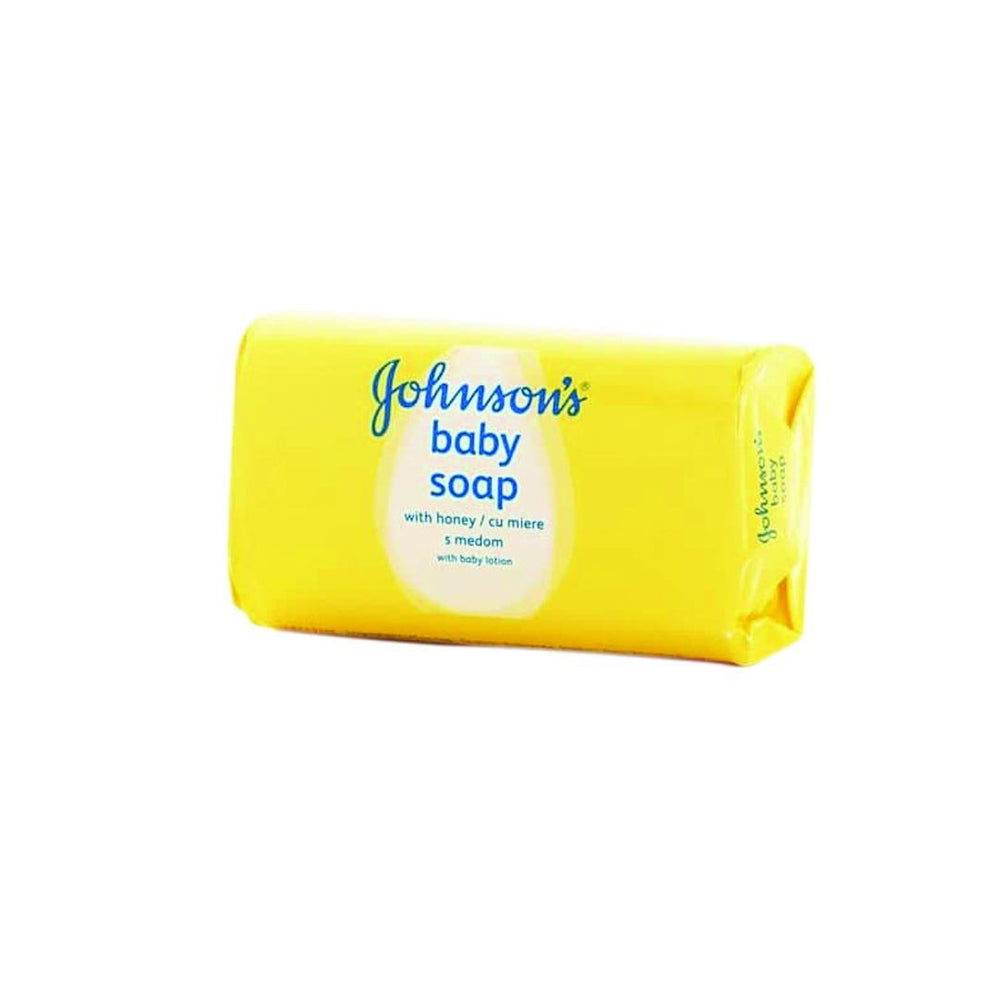 Johnson's Baby Honey and Oil Soap, 120g