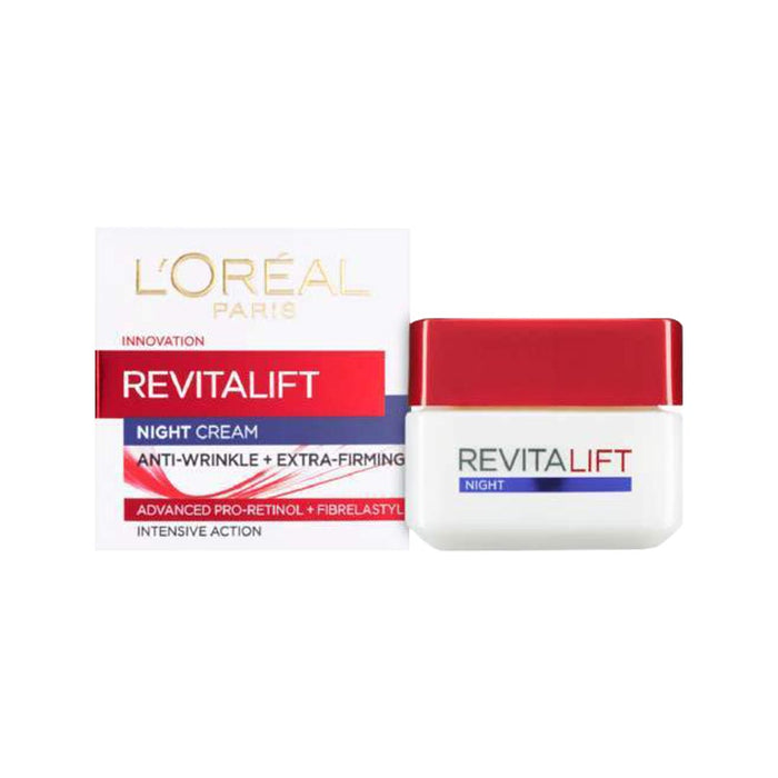 L'Oréal Revitalift Night Cream, 50ml