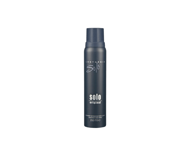 Lentheric Solo Deodorant, 250ml