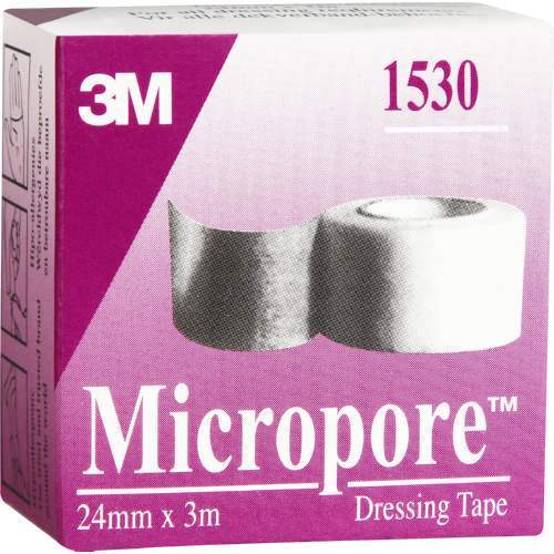Mopani Pharmacy Health Micropore Tape 24mm x 3m 6001340121749 454362005
