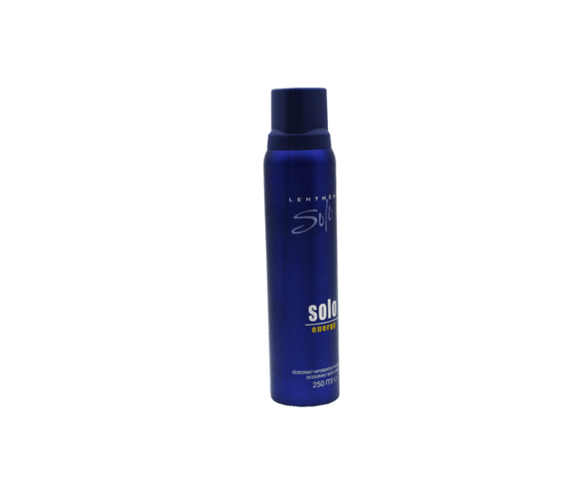 Lentheric Solo Energy Deodorant, 250ml