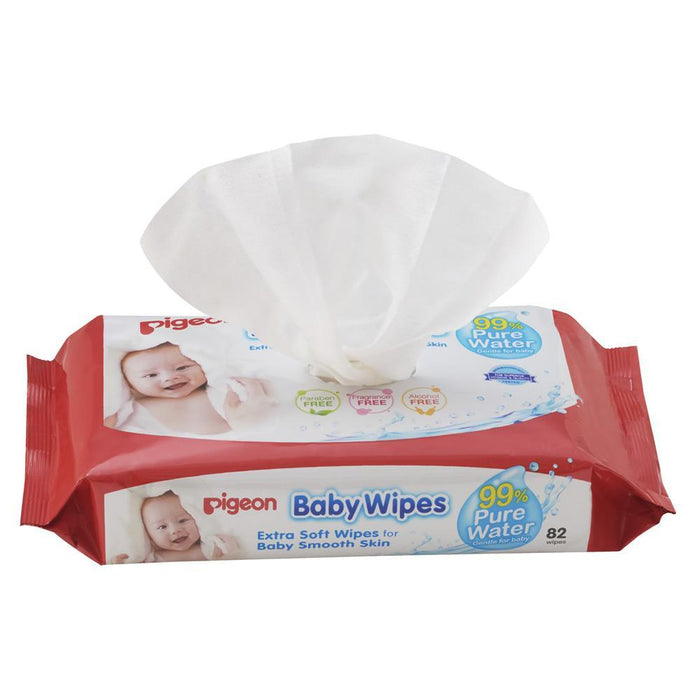 Pigeon Baby Wipes Ref 82'S K