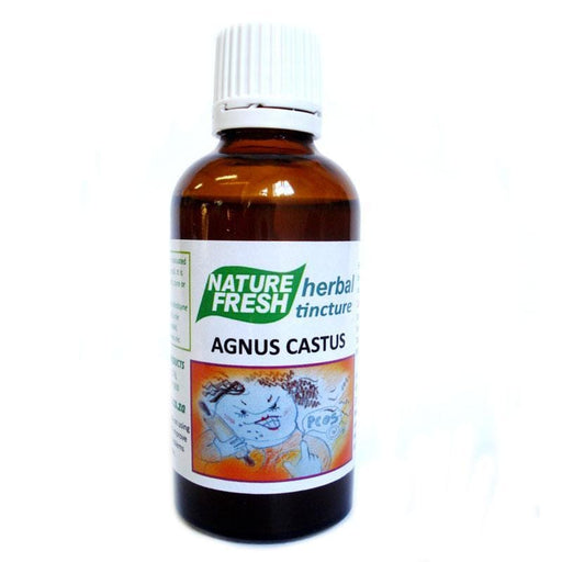 Natures Fresh Vitamins Nature Fresh Agnus Castus Tincture, 50ml 6009603090337 700096019