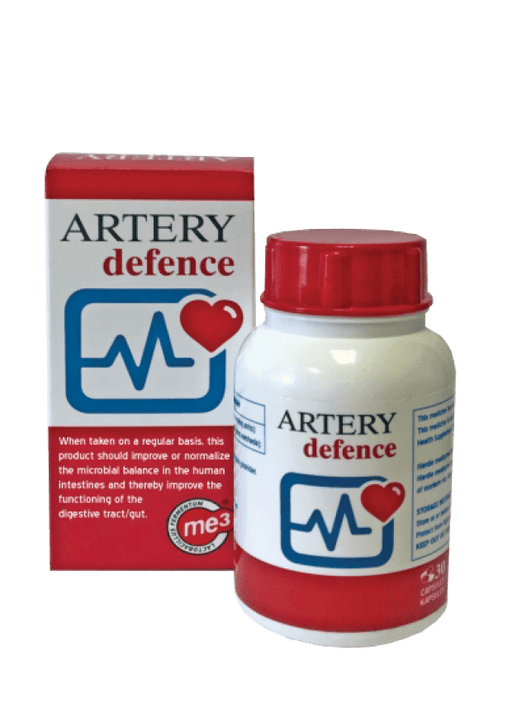 Mopani Pharmacy Dispensary Artery Defense Caps, 30's 6009632730938 700313007