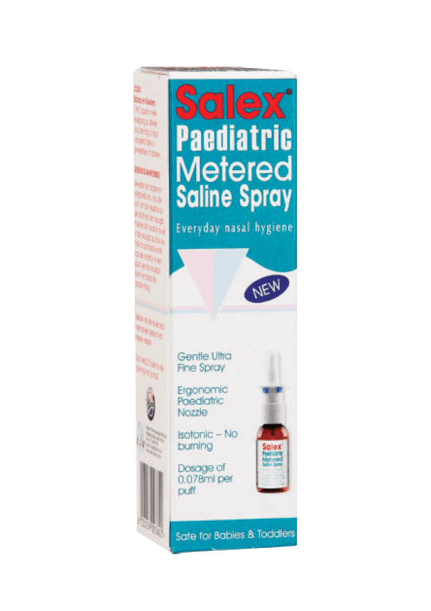 Salex Paediatric Nasal Spray, 30ml
