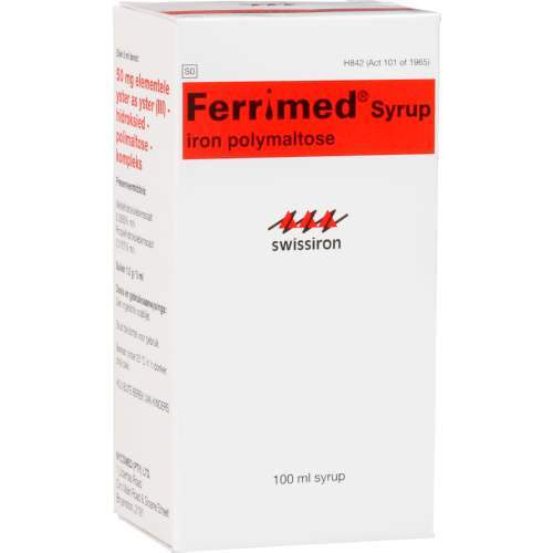 Ferrimed Syrup, 100ml
