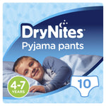 Drynites Boys 4-7 Yrs 10's