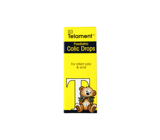 Telament Paediatric Colic Drops, 30ml