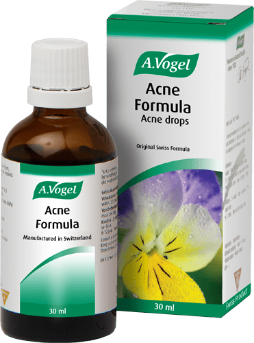 A. Vogel Vitamins A. Vogel Bioforce Acne Formula Drops 30ml 6007650001146 843342006