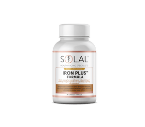 Load image into Gallery viewer, Solal Vitamins Solal Iron Plus Formula Caps, 30's 6009663991070 86055