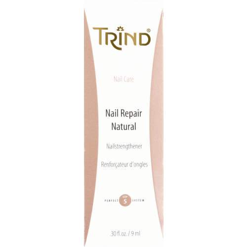 Trind Beauty Trind Nail Repair Natural, 9ml 8713539100005 86720