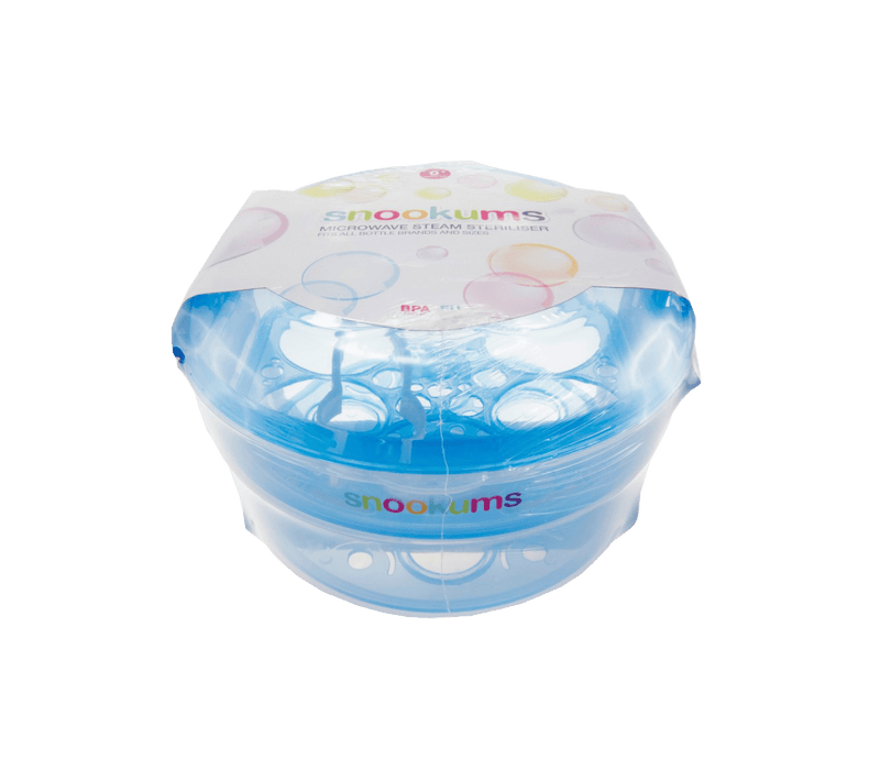 Snookums Microwave Steam Steriliser