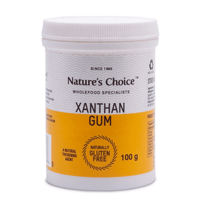 Mopani Pharmacy Health Foods Nature's Choice Xanthan Gum, 100g 6007732004386 94068