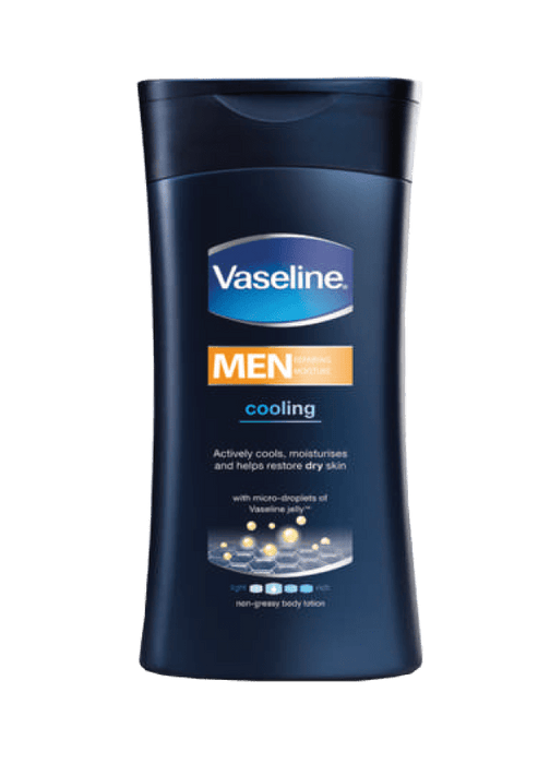 Mopani Pharmacy Winter Fresh Cooling Vaseline Men Body Lotion, 400ml, Various Types 6001087012027 167103