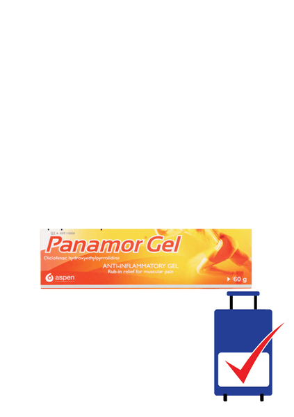 Panamor Gel, 60g - Adult