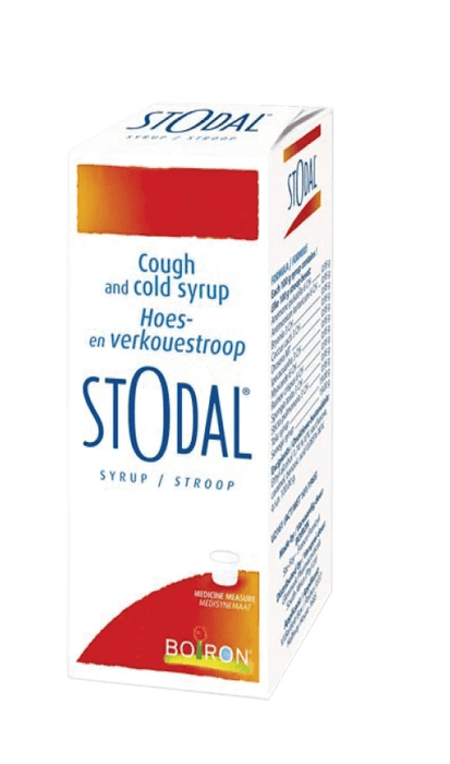 Mopani Pharmacy Dispensary Boiron Stodal Cough and Cold Syrup, 200ml 6009674620013 851116019