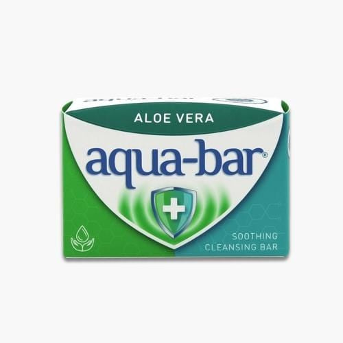 Aqua-Bar Toiletries Aqua-Bar Aloe Vera, 120g 6004196000688 827495005