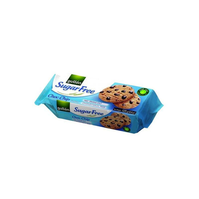 Mopani Pharmacy Health foods Gullon Sugar Free Choco Chip Biscuits, 125g 8410376039719 169185