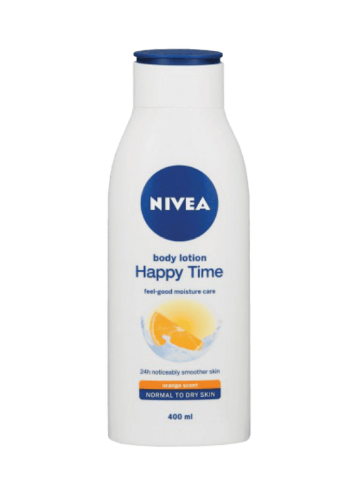 Nivea Toiletries Nivea Body Lotion, Women, 400ml Happy Time 4005808289486 110565