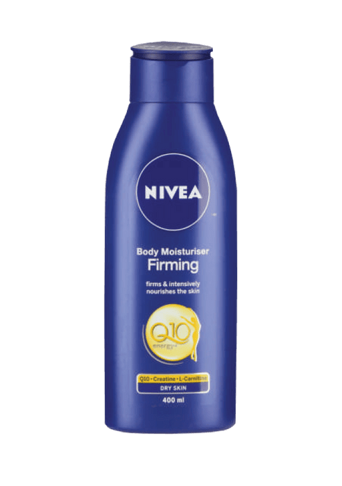 Nivea Toiletries Nivea Body Moisturiser Firming, 400ml 4005808656578 141023