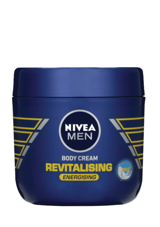 Nivea Toiletries Nivea Body Cream, Men, 400ml Revitalising 4005808685844 150776