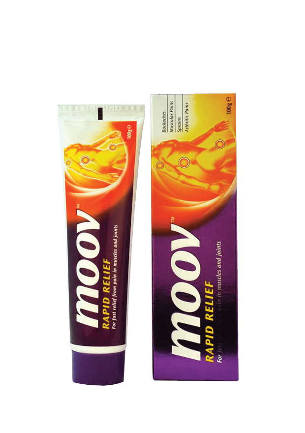 Moov Rapid Relief Ointment, 100g