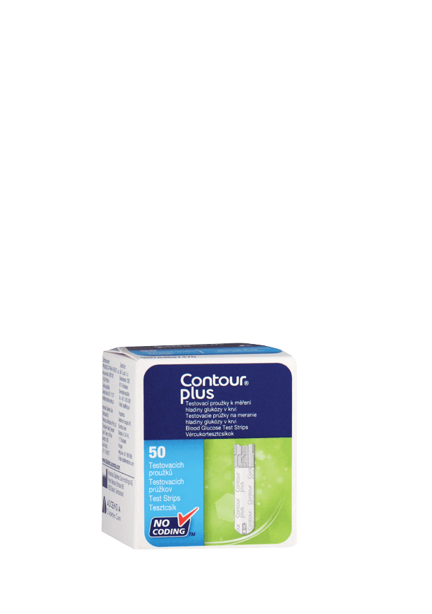 Contour Plus Strips, 50's