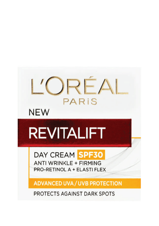 L'Oréal Revitalift Day Cream SPF30, 50ml